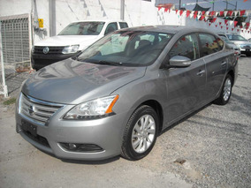 Sentra Advance 2013 Aut Impecable Factura A Tu Nombre******