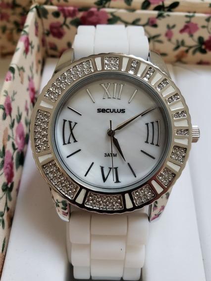 Relógio Seculus Modelo Feminino