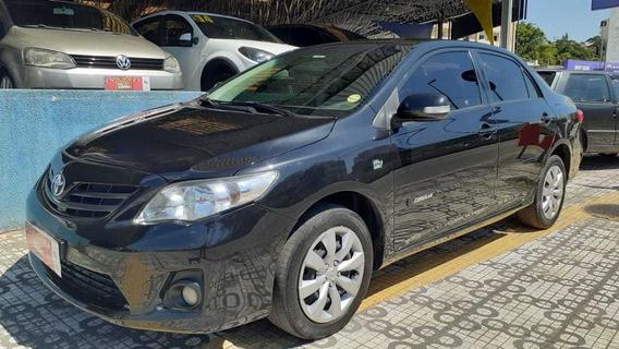 Toyota Corolla Xei 2.0 2013 Aut Completo Flex