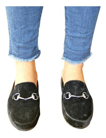 Customs Ba Zapato Slipper Zapatos Mujer Slippers Sueco Velv