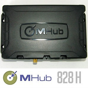 Rastreador De Gps Scope Mhub 828 / Rastreador De Frota