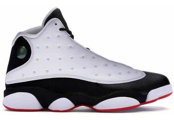 Tenis Jordan 13 Xiii Nike Retro Nuevos Originales Blancos