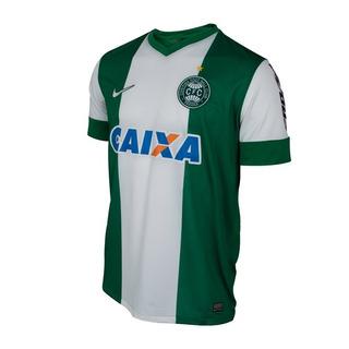 Camisa Nike Coritiba 2 13/14 - Tamanho 2xl - Frete Grátis