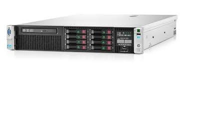 Servidor Hp Dl380p Gen8 - Intel Xeon E5-2670 - 32gb Ram