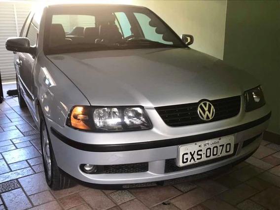Volkswagen Gol 2.0 16v Gti 5p 2000
