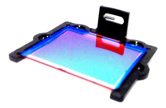 Filtro Polarizador Azul Projetor Sony Vpl Cs20, Cs21, Cx21
