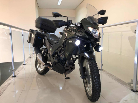 Kawasaki Versys X 300 Tourer 2018