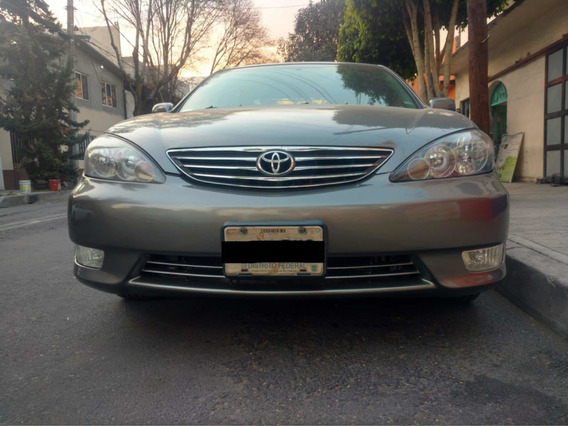 Toyota Camry 3.0 Xle V6 Aa Ee Qc Piel At 2006