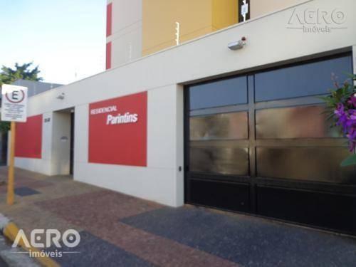 Apartamento Com 1 Dormitório Para Alugar, 30 M² Por R$ 600/mês - Estoril Centreville - Bauru/sp - Ap1212