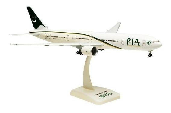 Miniatura Pia Boeing 777-300er 1/200 Hogan Wings Ap-lance