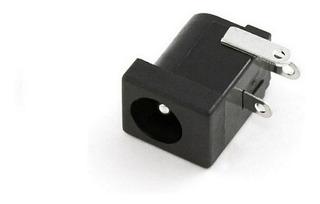 Conector Jack Dc Power De 5,5 Mm Y Pin De 2,1 Mm Mona