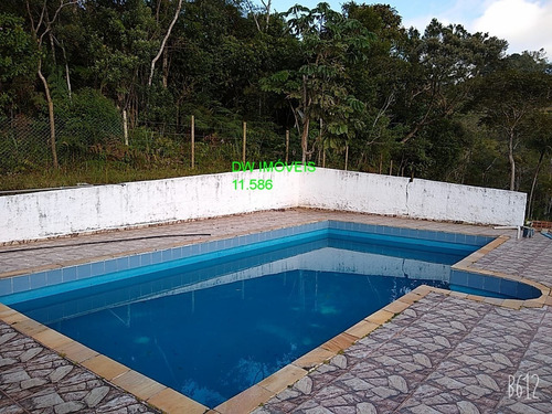 Juquitiba/chácara C/piscina/lazer/morar - 04973 - 67817722
