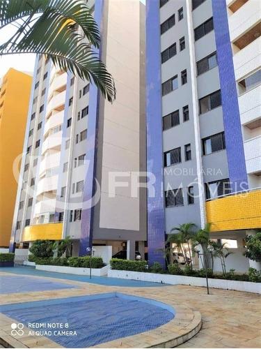 Apartamento À Venda Com 03 Dormitórios Na Av. Santos Dumont - Vila Angélica. - 1732 - 69347179