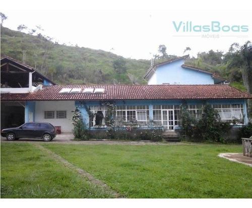 Imagem 1 de 30 de Chácara Com 4 Dormitórios À Venda, 81000 M² Por R$ 750.000,00 - Taquarí - São José Dos Campos/sp - Ch0010