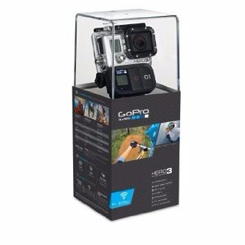 Gsale22 Gopro Hero 3 Black Edition Na Caixa (troco)