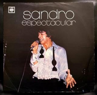 Vinilo Sandro Espectacular