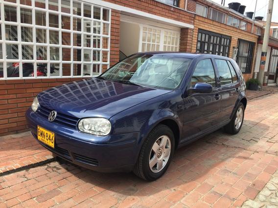 Volkswagen Golf 5 Puertas 2.0 2002