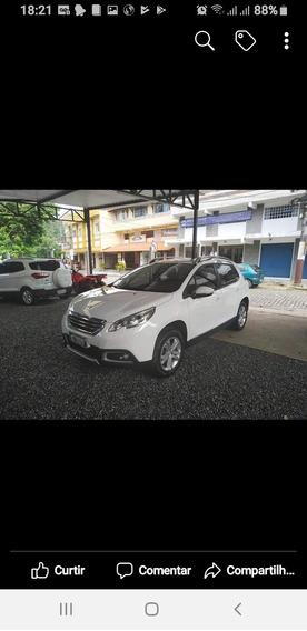 Peugeot 2008 1.6 16v Allure Flex 5p 2017