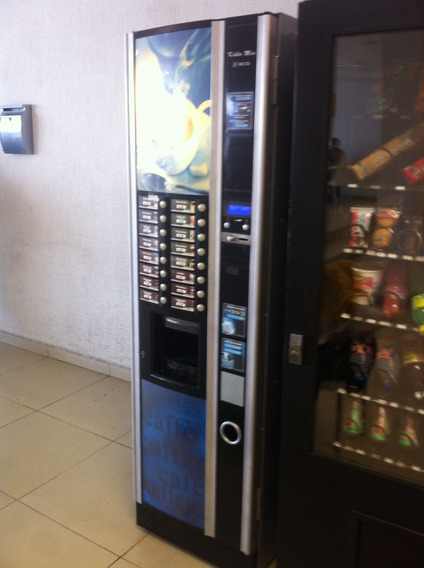 Maquina Expendedora D Cafe Vending *18 Meses Sin Intereses