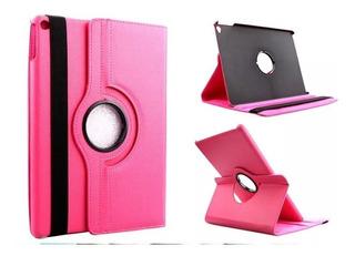 Funda Protectora Rosa 360 Para iPad 5 2017
