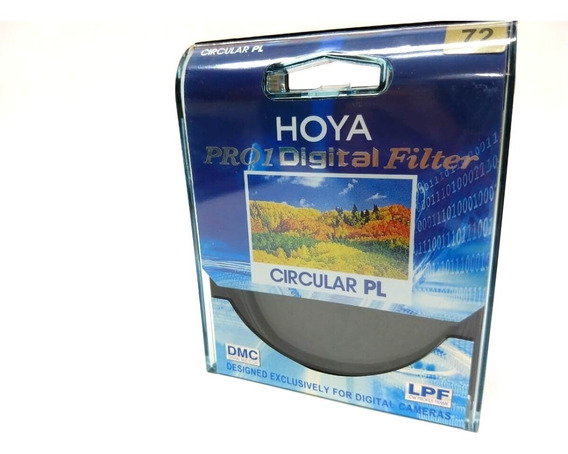 Filtro Polarizador Cpl Hoya Pro1 Digital 72mm Made In Japan