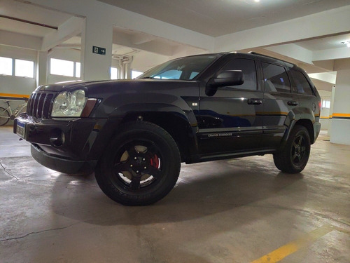 Jeep Grand Cherokee 2005 4.7 Limited 5p