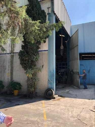 Bodega Nave Industrial En Renta, Coyoacán, Ciudad De México