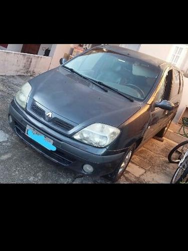 # Renault Scenic 2005 2.0 16v Privilège Aut. 5p