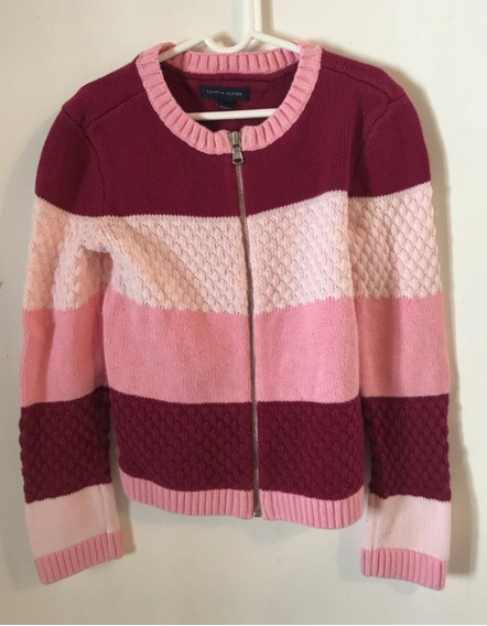 Sweater Sueter Tommy Hilfiger Talla S 6/7