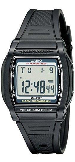 Reloj Resistente Al Agua Casron Cronografo W201-1av Para Hom