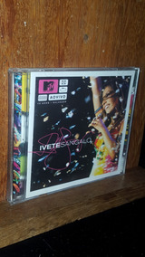 Cd Ivete Sangalo - Mtv Ao Vivo