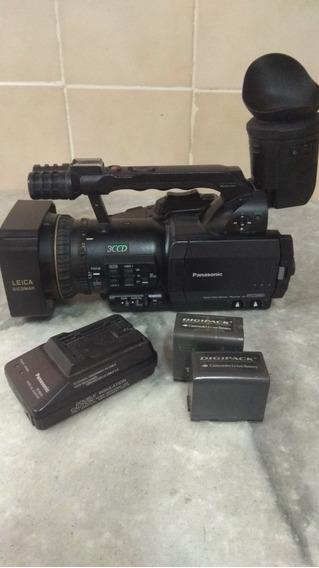 Filmadora Panasonic Ag Dvx 100b