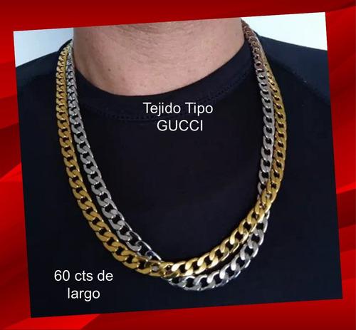 Cadena Tipo Gucci