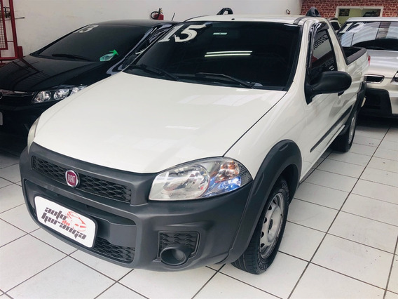 Fiat Strada Working Cs 1.4 Flex 2015