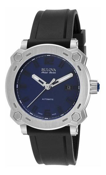 Relógio Bulova Automatico Accu-swiss Percheron 43mm