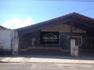 Casa À Venda, Vila Tupi, Praia Grande.ref-ca - Ca0269
