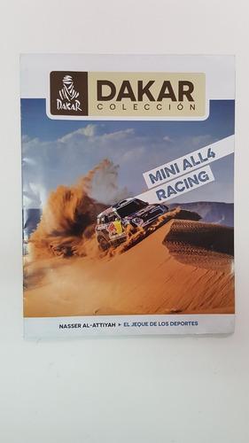 Libro Coleccion Dakar Mini All4 Racing 2016