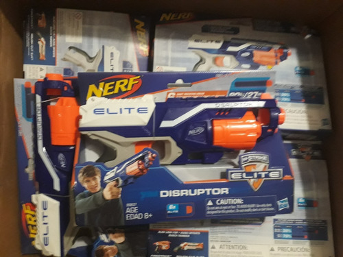 Articulos Nerf Airsoft Paintball, Disruptor Elite