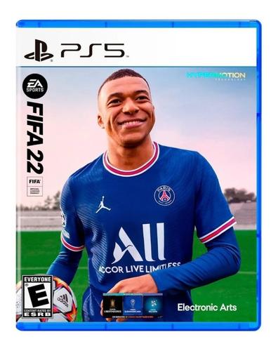 Imagen 1 de 1 de Fifa 22 Playstation 5