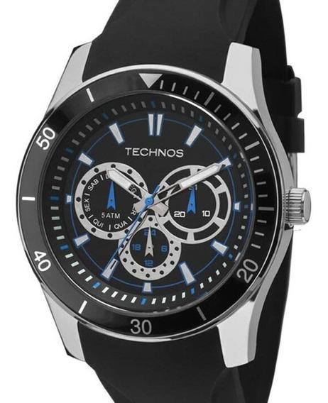 Relógio Technos Masculino Performer Multifunção