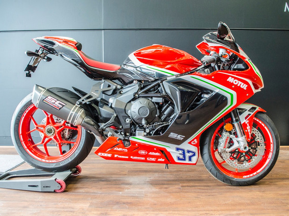 Mv Agusta F3 800 Rc 0km - No Yamaha