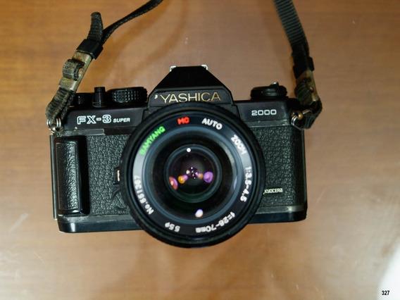 Câmera Yashica Fx-3 Super ( 2000 )