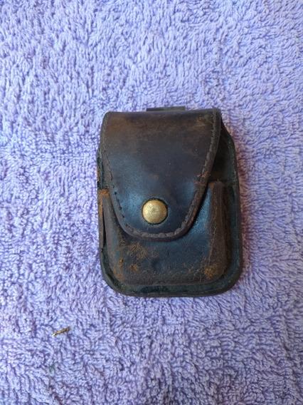 Porta Encendedor Cuero (sirve Para Zippo O Similar)