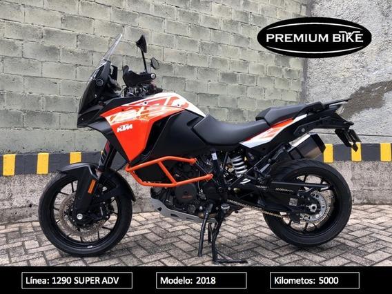 Ktm 1290 Super Adventure S Mod 2018