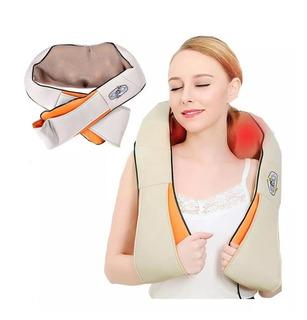 Masajeador Corporal Cervical Cuello Espalda Brazos Electrico