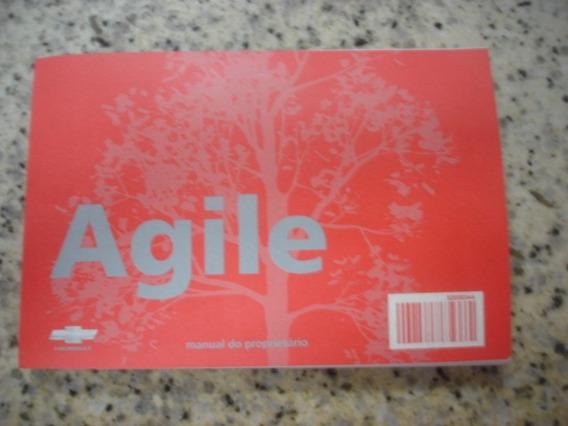 Manual Do Proprietário Agile 2009/12 Novo