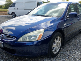 Honda Accord V6 Azul 2005