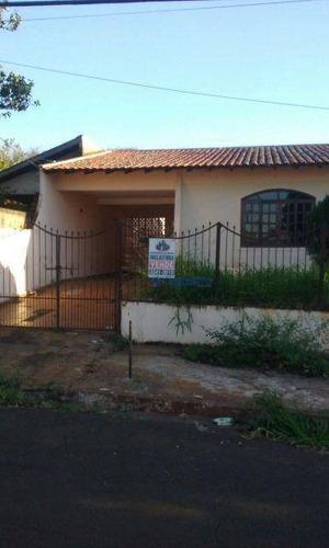 Casa À Venda, 200 M² Por R$ 400.000,00 - Monte Carlo - Londrina/pr - Ca0562
