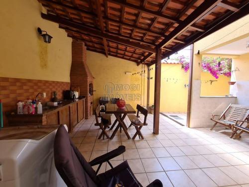 Imagem 1 de 15 de Casa Para Venda Em Mogi Das Cruzes, Vila Bela Flor, 3 Dormitórios, 1 Suíte, 4 Banheiros, 2 Vagas - So509_2-1050245