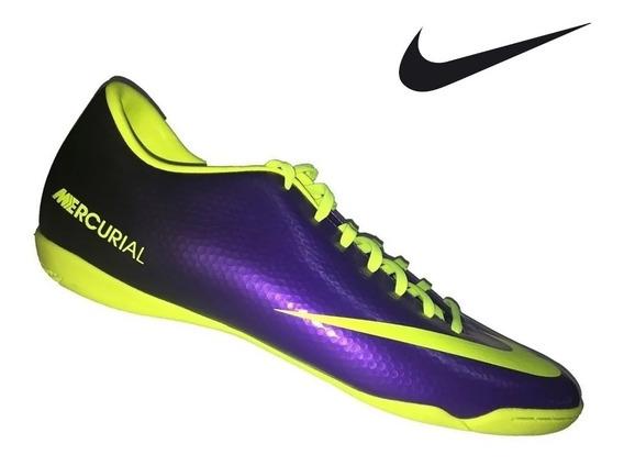Tenis De Futbol Nike Mercurial Victory Ivic 555614-570